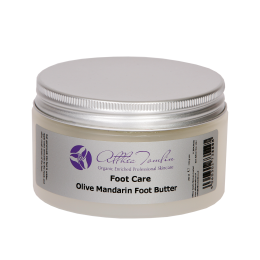 Olive and Mandarin Foot Butter 200ml
