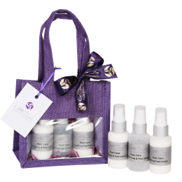 Foot Care Trio Gift Set