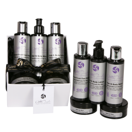 Men's Natural Luxury Face & Body Grooming Set