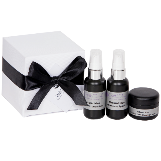 Mens Aftershave Care Gift Set