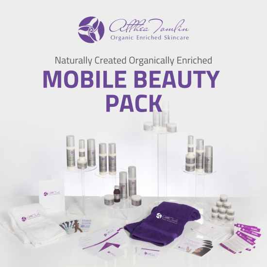 Salon Essentials Mobile/Home Organic Facial Beauty Pack