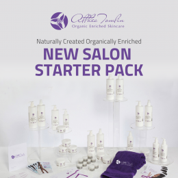 New Salon Organic Facial Starter Pack £495