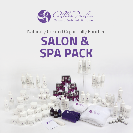 Salon Spa Facial & Spa Luxury Pack (free retail products worth £195)