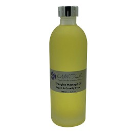 Energise & Uplifting Body Massage Oil, 200ml
