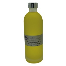 Wellness Body Massage Oil, 200ml
