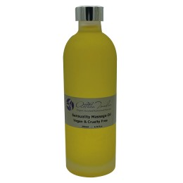 Sensuality Body Massage Oil, 200ml