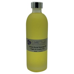 Stress Relief Massage Oil, 200ml