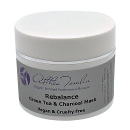 Charcoal and Green Tea Face Mask 100ml